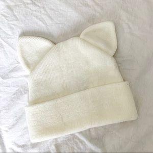 Zara Cat Beanie